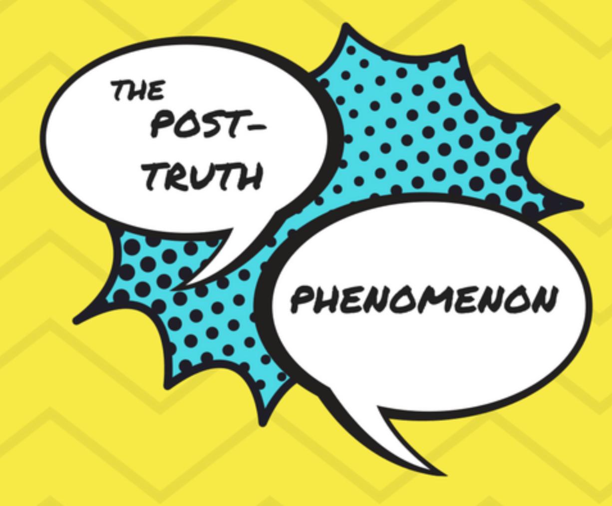 Post-Truth Phenomenon Logo