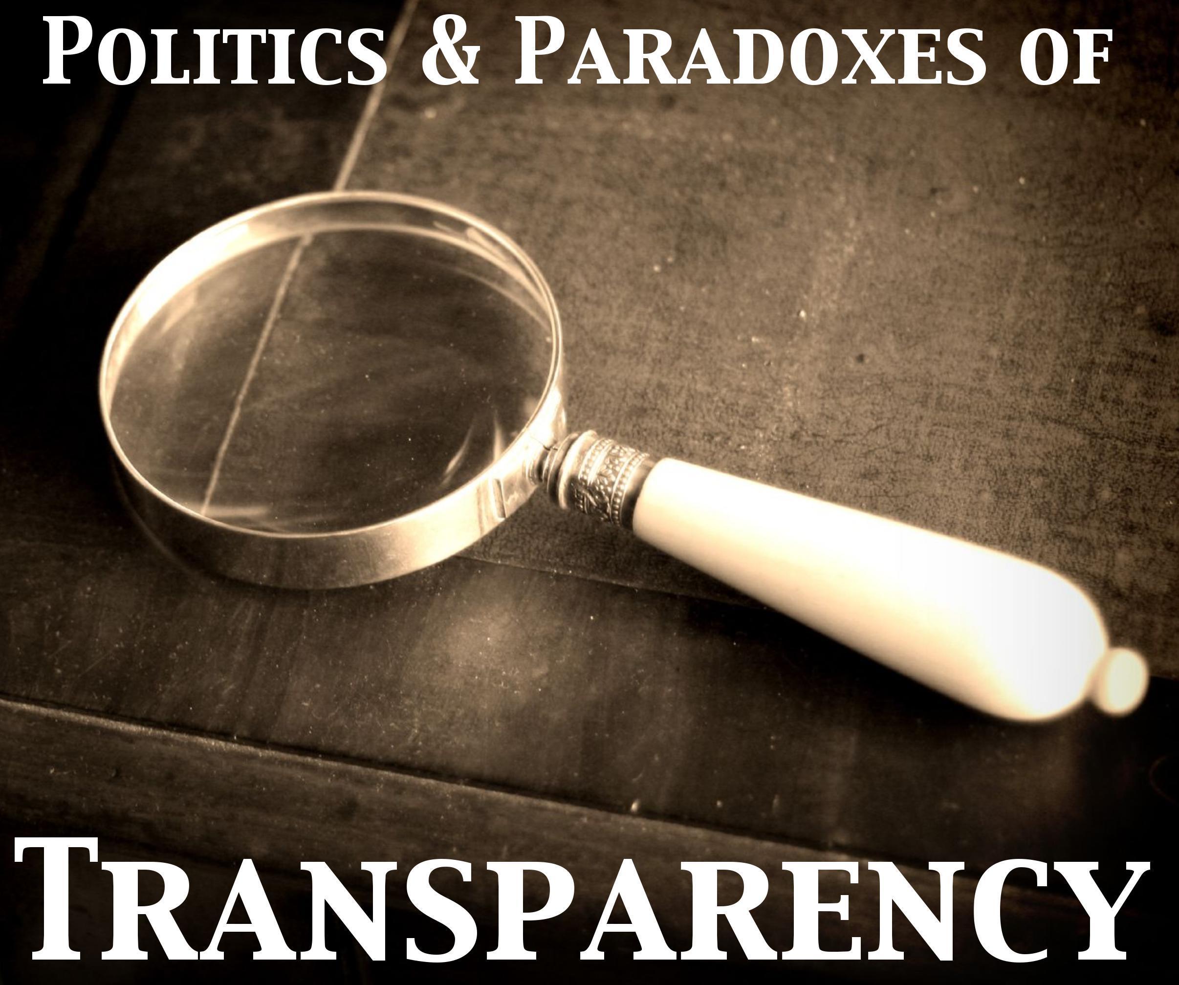 Transparencyportrait